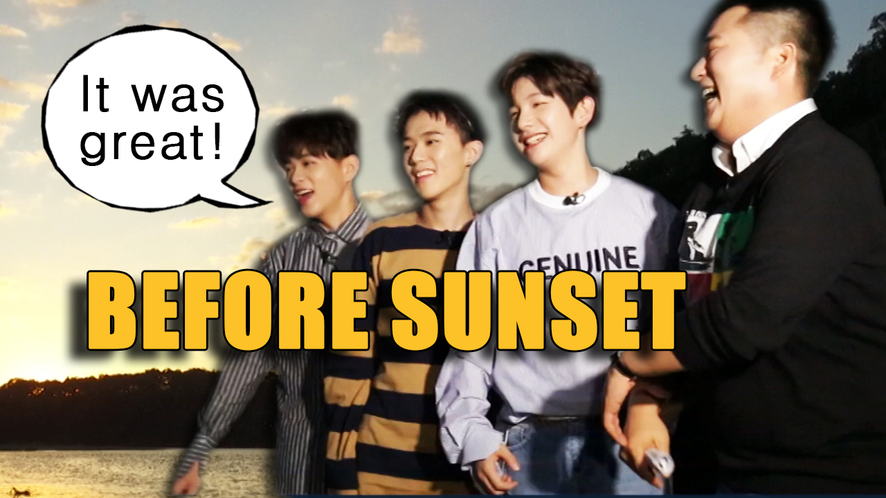 [Tour Avatar 2] TheEastLight.(더 이스트라이트) On the Cliff before Sunset