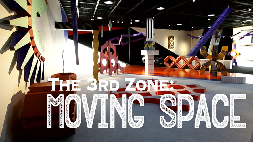 [Arts Avenue 2017] The 3rd Zone: Moving Space