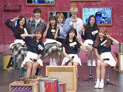 After School Club Ep.285 - APRIL (에이프릴)
