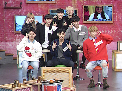 After School Club Ep286 - JBJ (제이비제이)