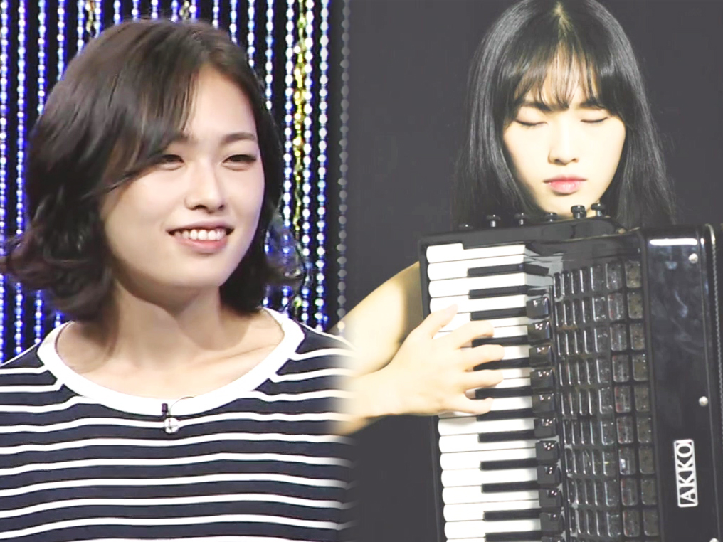 Heart to Heart EP.87 Accordionist Jeon Yu-jeong