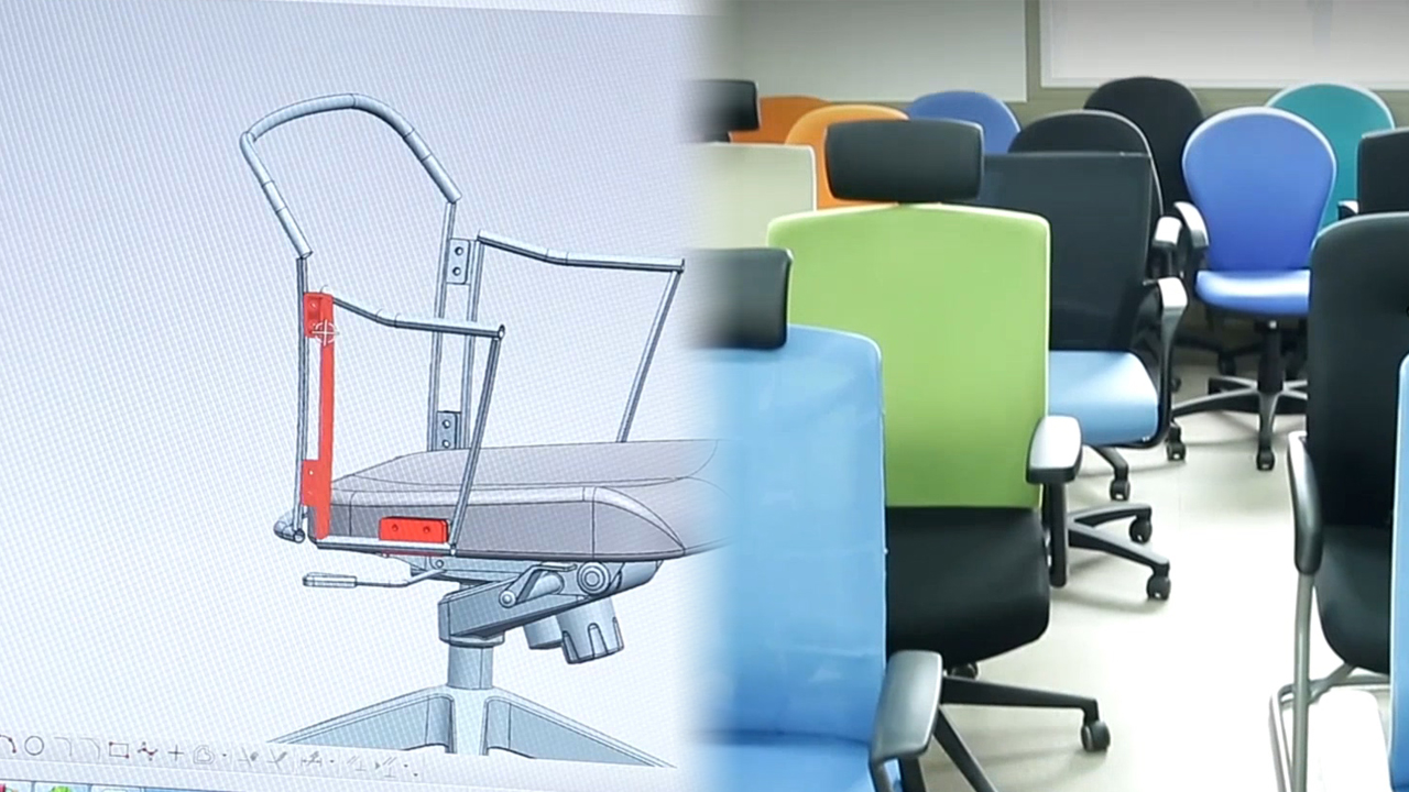[BizSmart] Chair Meister, producing eco-friendly office chairs