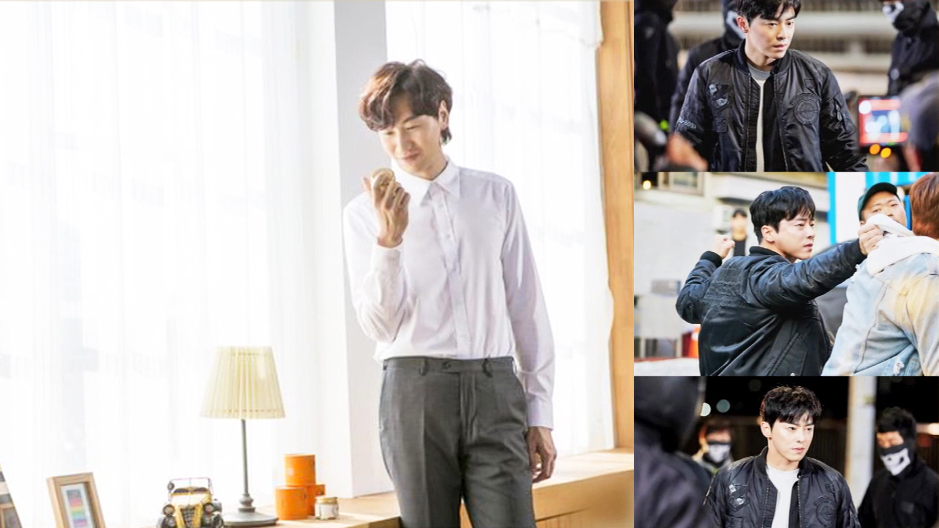[Showbiz Korea] Lee Kwang-Soo & Cho Jung-Suk (이광수 & 조정석) _ Star Picture