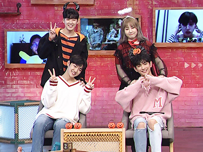 After School Club Ep.288 - HYEONG SEOP x EUI WOONG (형섭x의웅)