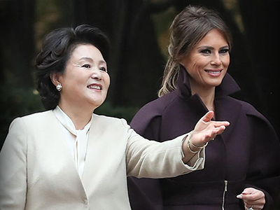 Foreign Correspondents Ep.61 - First Ladies of the World
