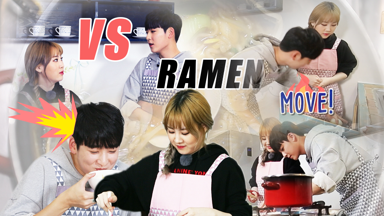 [Tour Avatar 2] #ASC KEVIN X JIMIN, THE KITCHEN BATTLE (RAMEN)