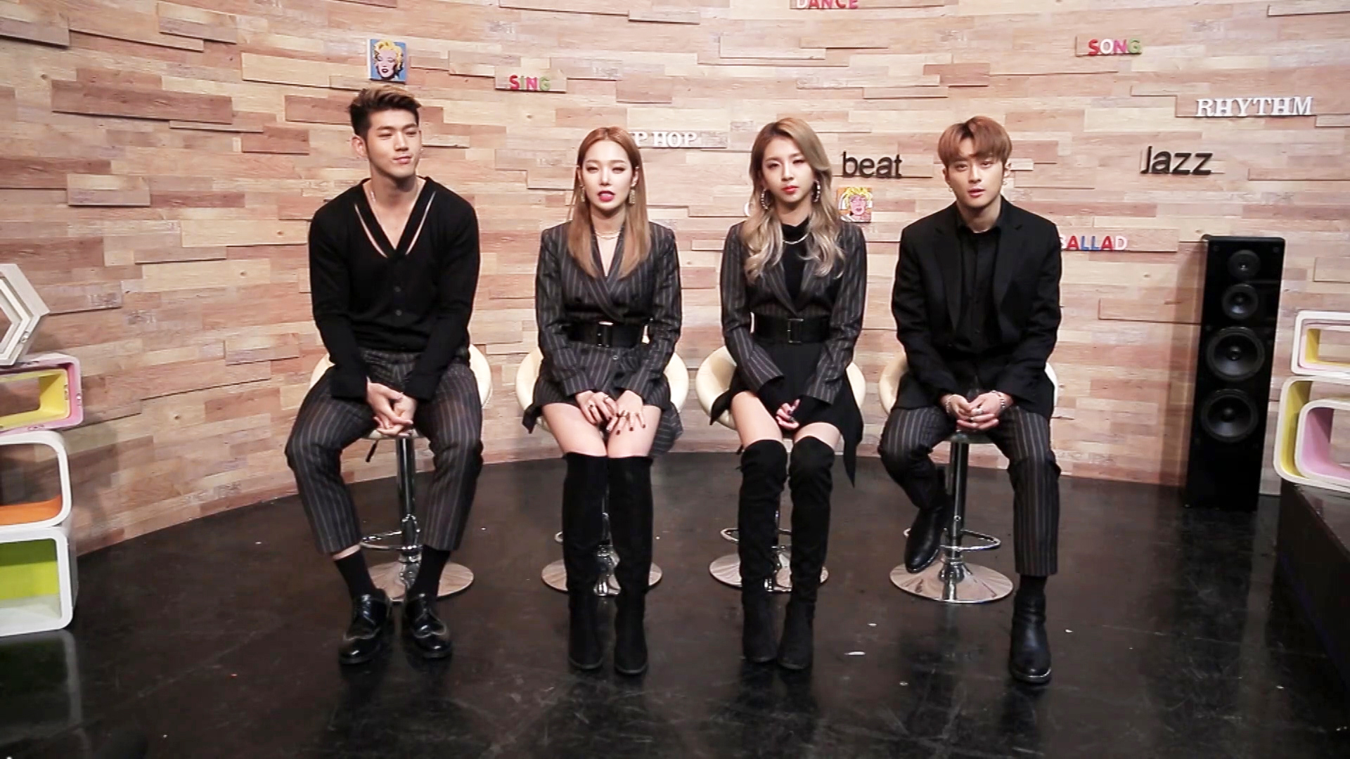[Pops in Seoul] KARD(카드) Interview _ You in Me(유인미)