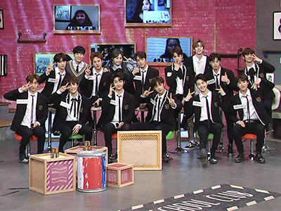 After School Club Ep.294 - THE BOYZ (더보이즈)