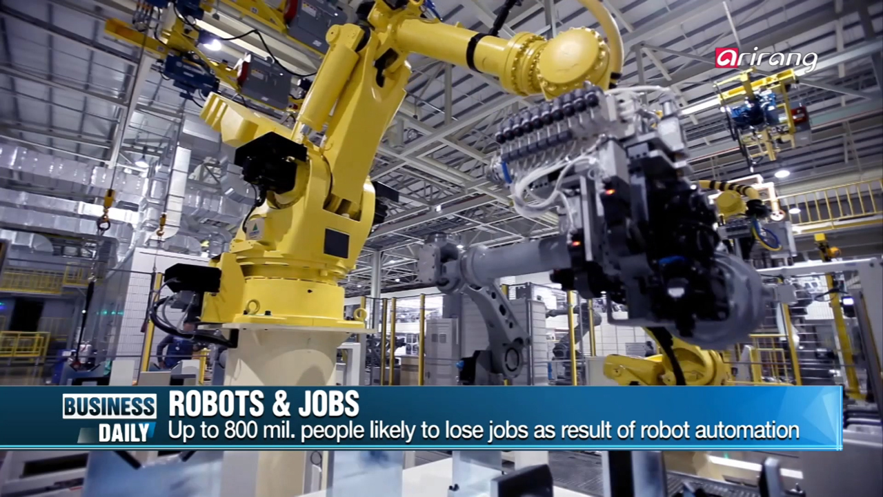 [Business Daily] Robots & jobs