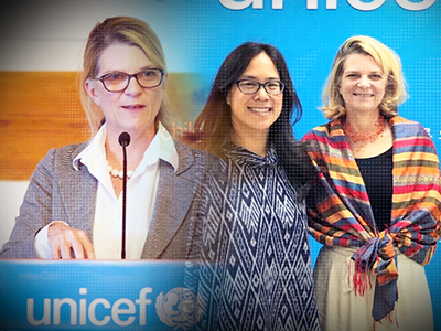 Heart to Heart EP.110 Director of UNICEF Office of Global Innovation, Cynthia McCaffrey
