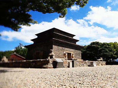 Gyeongju Historic Areas EP.01