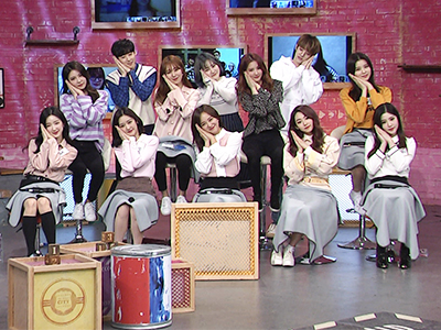 After School Club Ep.304 - gugudan (구구단)