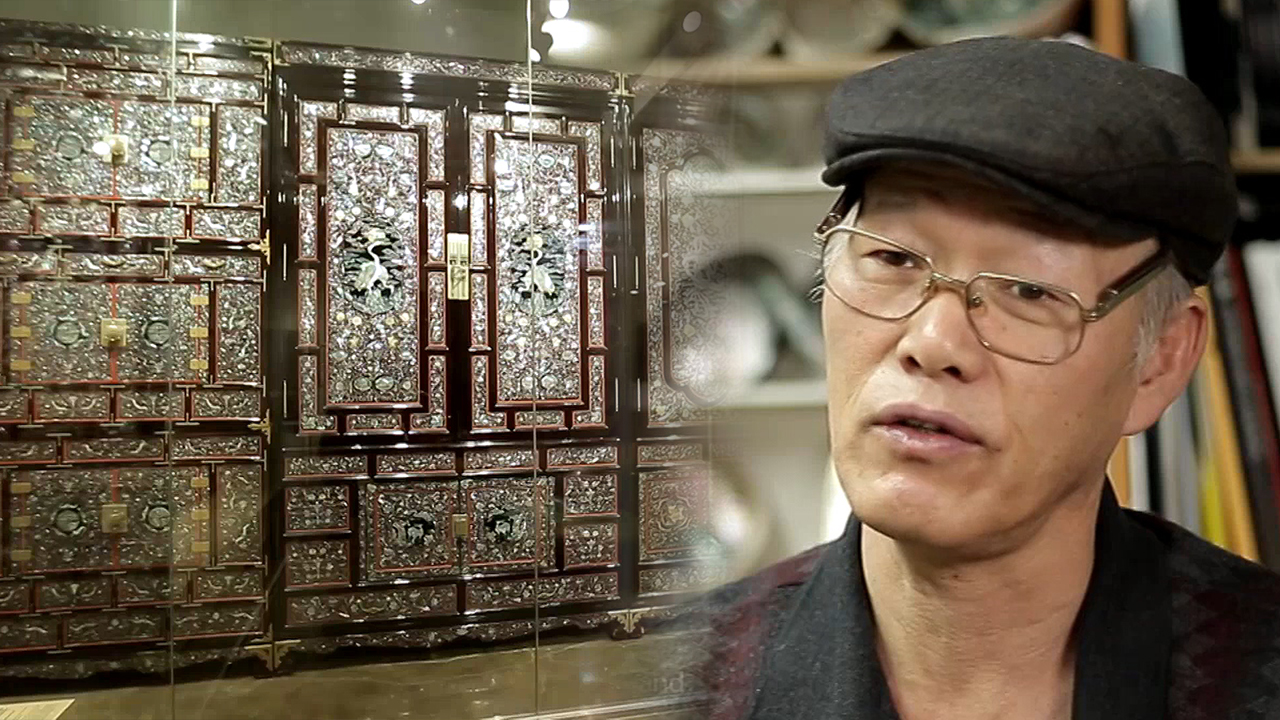 [4 Angles] Najeon Crafts with History of 1,000 Years