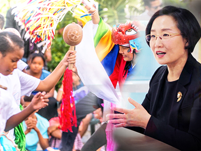 Heart to Heart EP.135 - Bringing the world closer in the name of culture, Yang Hyun-mee