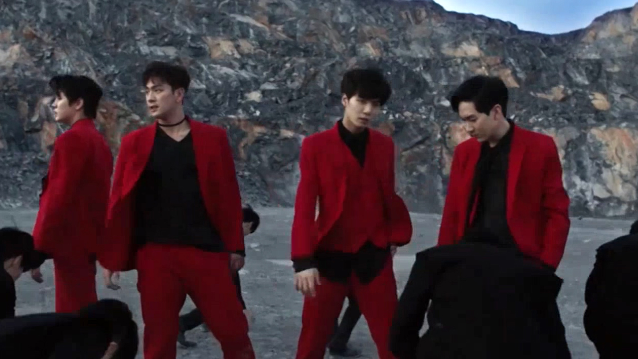 [Pops in Seoul] NU'EST W (뉴이스트W) Where You At