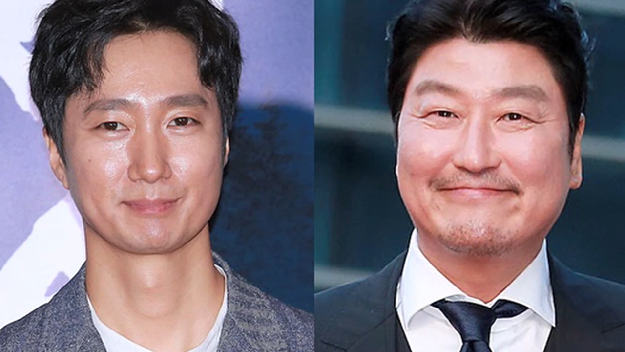[Showbiz Korea] Song Kang-Ho (송강호) & Park Hae-Il (박해일) REUNITED FOR NEW MOVIE