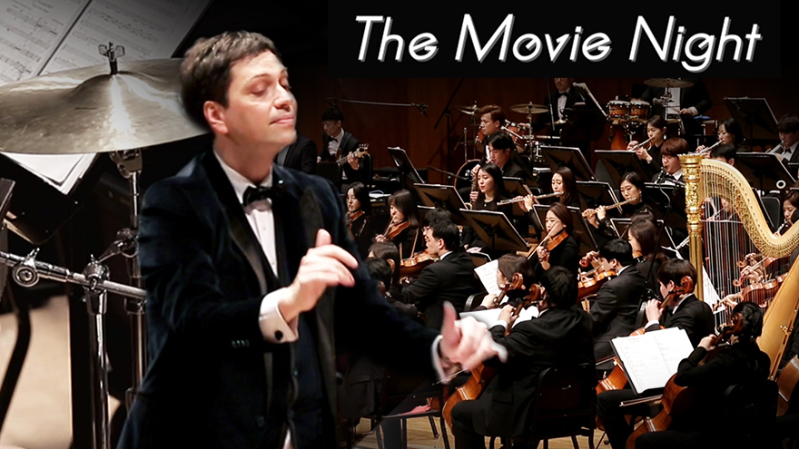 [Arts Avenue 2018] Korean Pops Orchestra : The Movie Night