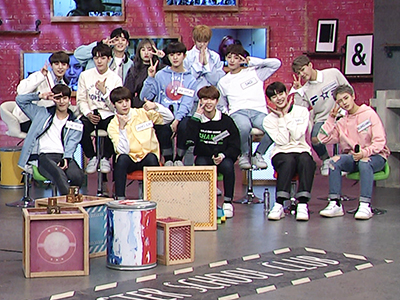 After School Club Ep.307 - Golden Child (골든차일드)