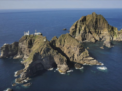Dokdo and Ulleungdo islands Ep10