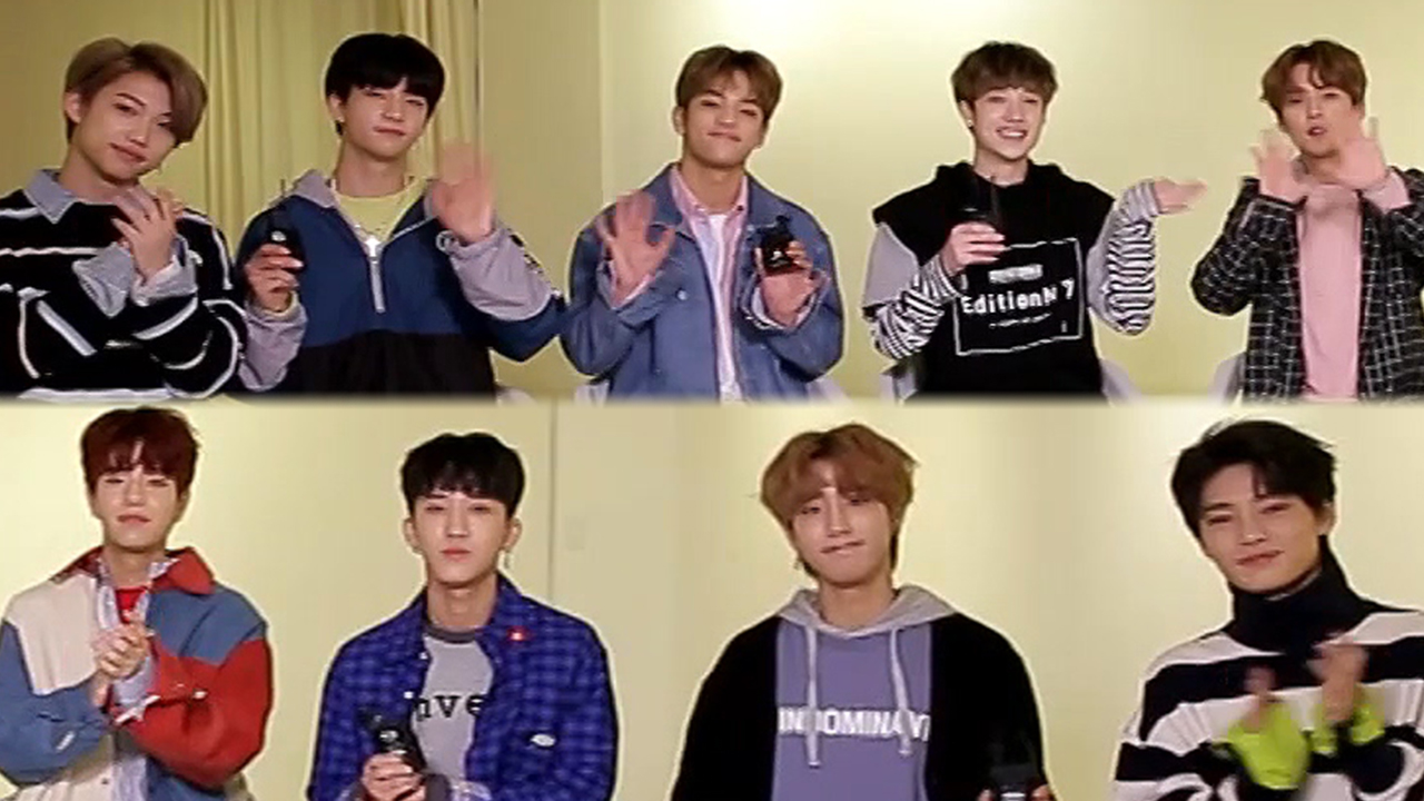 [Pops in Seoul] Stray Kids (스트레이키즈) _ Self-Introduction