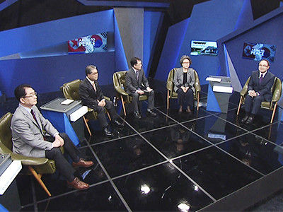 [ 2018 INTER-KOREAN SUMMIT ]  A Road to Peace: Special Debate on 2018 Inter-Korean Summit