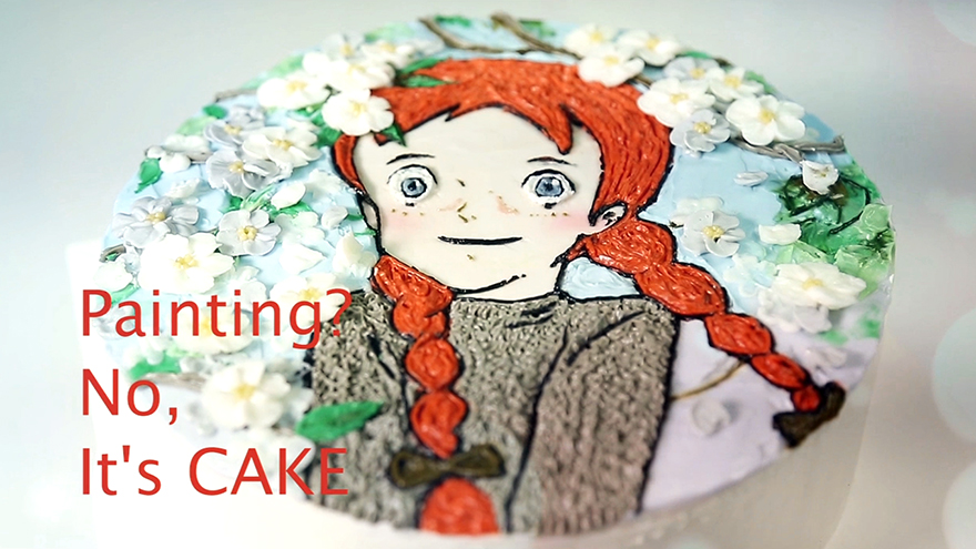 [Arts Avenue 2018] Painting? No, It's Cake!