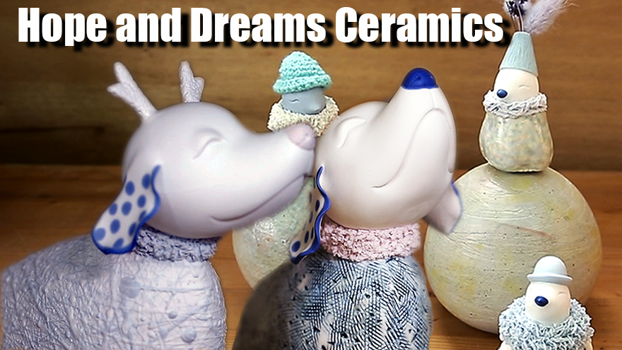 [Arts Avenue 2018] Hope and Dreams Ceramics