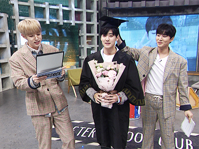 After School Club Ep.312 - ASC's 5th Anniversary & KEVIN(케빈)'s Graduation