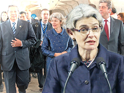EP.153 Irina Bokova, the former UNESCO Director-General who contributed to the development of education, culture and science