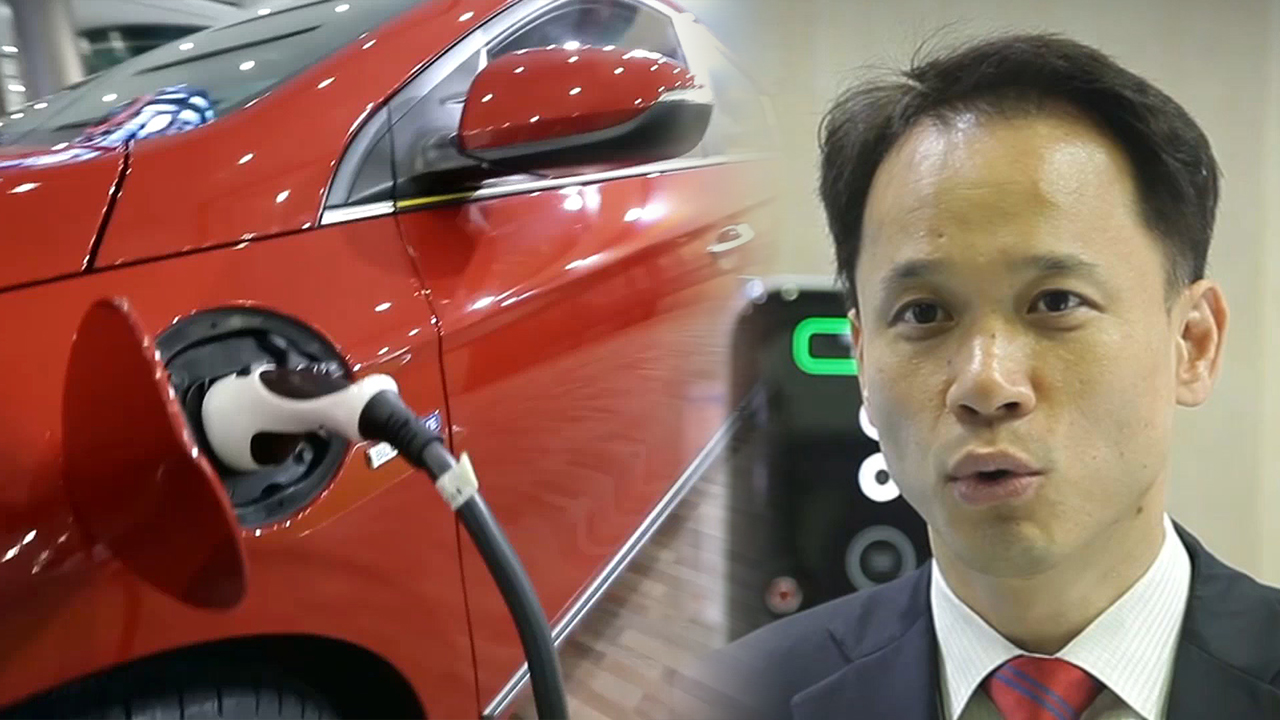 [InsideBiz] Electric vehicles, expanding new business opportunities