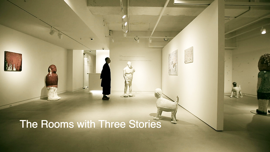 [Arts Avenue 2018] The Rooms with Three Stories