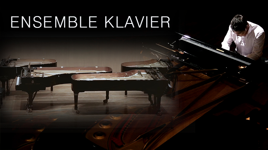 [Arts Avenue 2018] Ensemble Klavier