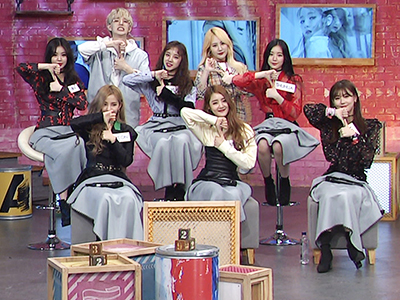 After School Club Ep.317 - (G)I-DLE ((여자)아이들)