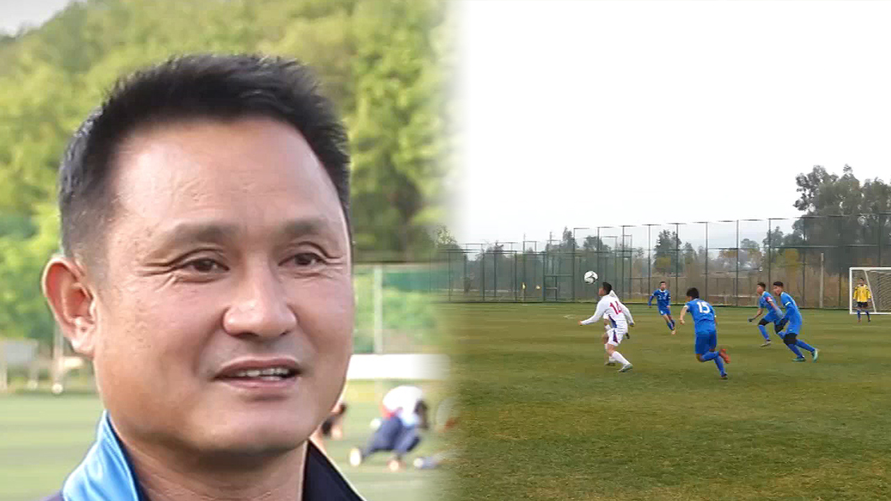 [4 Angles] Yeoncheon Miracle Youth Soccer Club