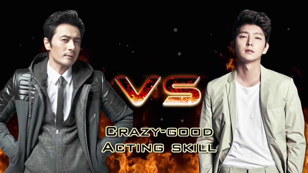 [Showbiz Korea] ★ STAR VS STAR ★ Jang Dong-gun (장동건) VS Lee Joon-gi (이준기)