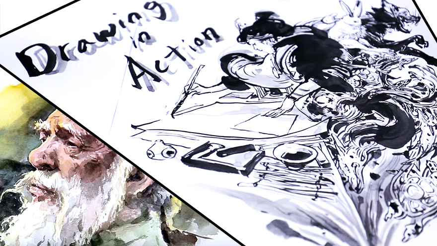 [Arts Avenue 2018] Drawing in Action