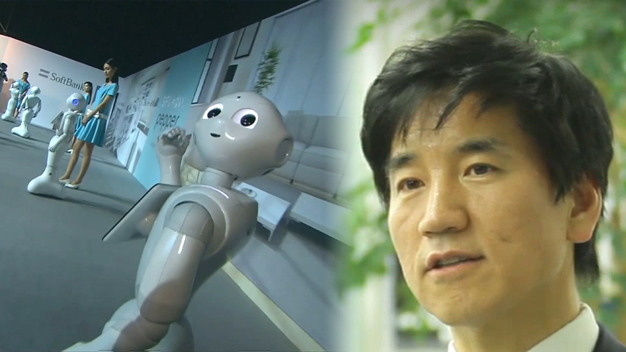 [Money Monster] Humanoid robots, leading the popularization of robots