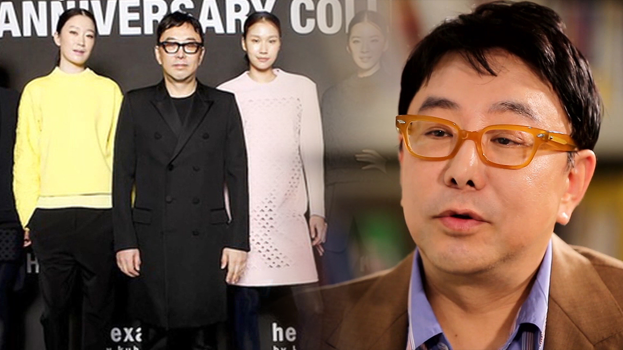 [The INNERview] Top designer leads the korean fashion world  [FashionDesigner...