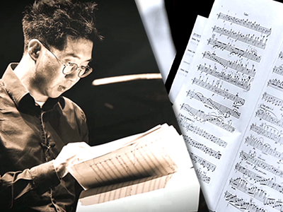 Ep. 181 Texu Kim, a talented composer who challenges himself with new musical experiments