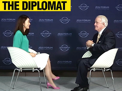 Ep.05 Jeju Forum-Special Edition with Former Canadian Prime Minister Brian Mulroney