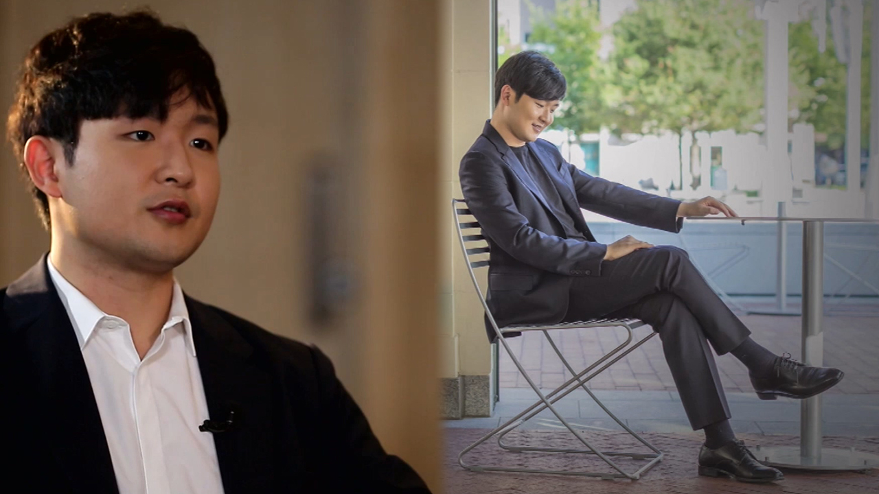 [The INNERview] Out into a wider world  [Pianist SUNWOO-Yekwon]