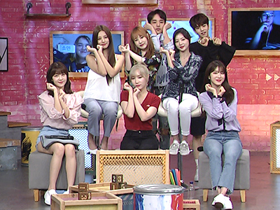 After School Club Ep.331 - LABOUM (라붐)