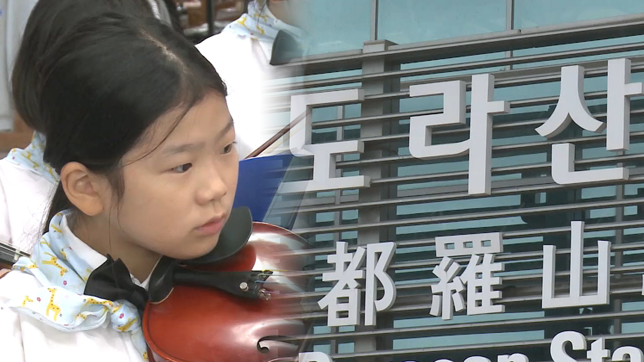 [Peace Insight] Peace Concert at Dorasan Station by Korean & Taiwanese Students
