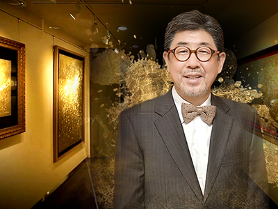 Ep. 185 The world's sole gold art artist, Kim Il-tae