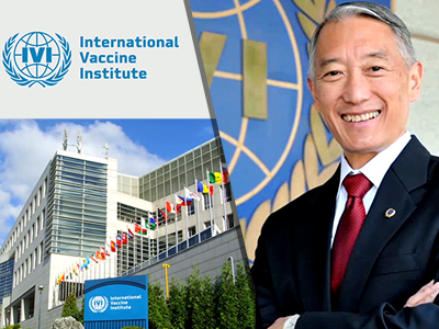 Ep. 189 Director General Jerome Kim of the International Vaccine Institute