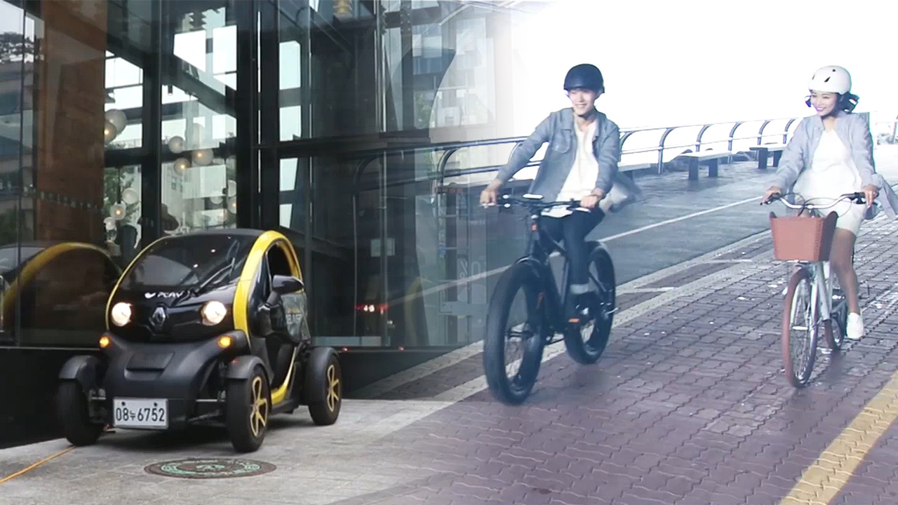 [Money Monster] Rise of eco-friendly personal mobility devices