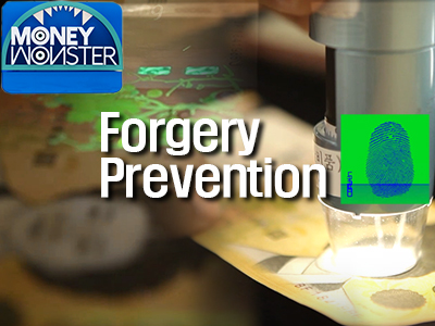Episode 13 [ Development of forgery prevention techniques / Digilog / Safety & disaster control ]