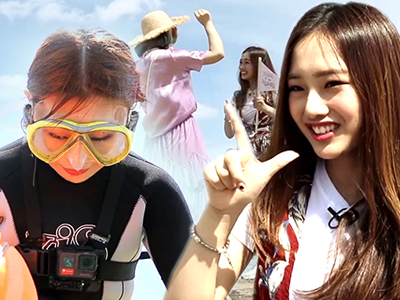 Episode 05 Jeju Trip with a Variety of Water Activity Options Part.1