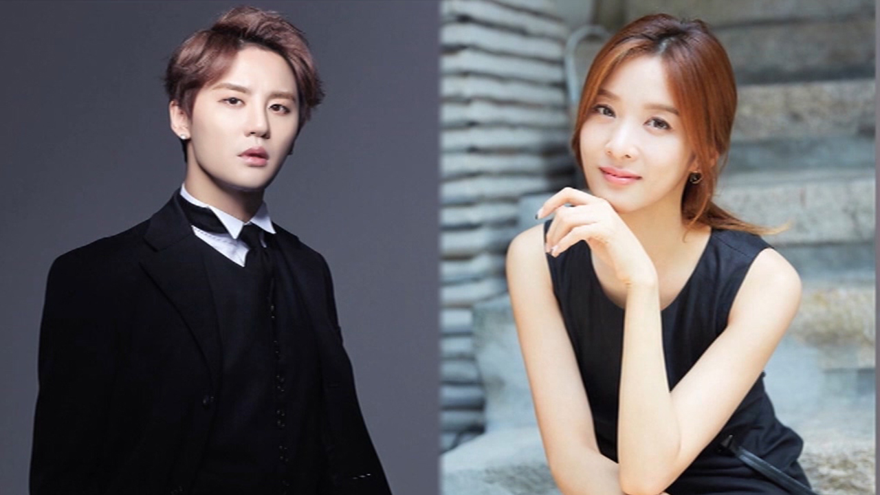 [Showbiz Korea] KIM JUN-SU(김준수) & LEE CHUNG-AH(이청아) NAMED PSA MODELS FOR VOICE PHISHING