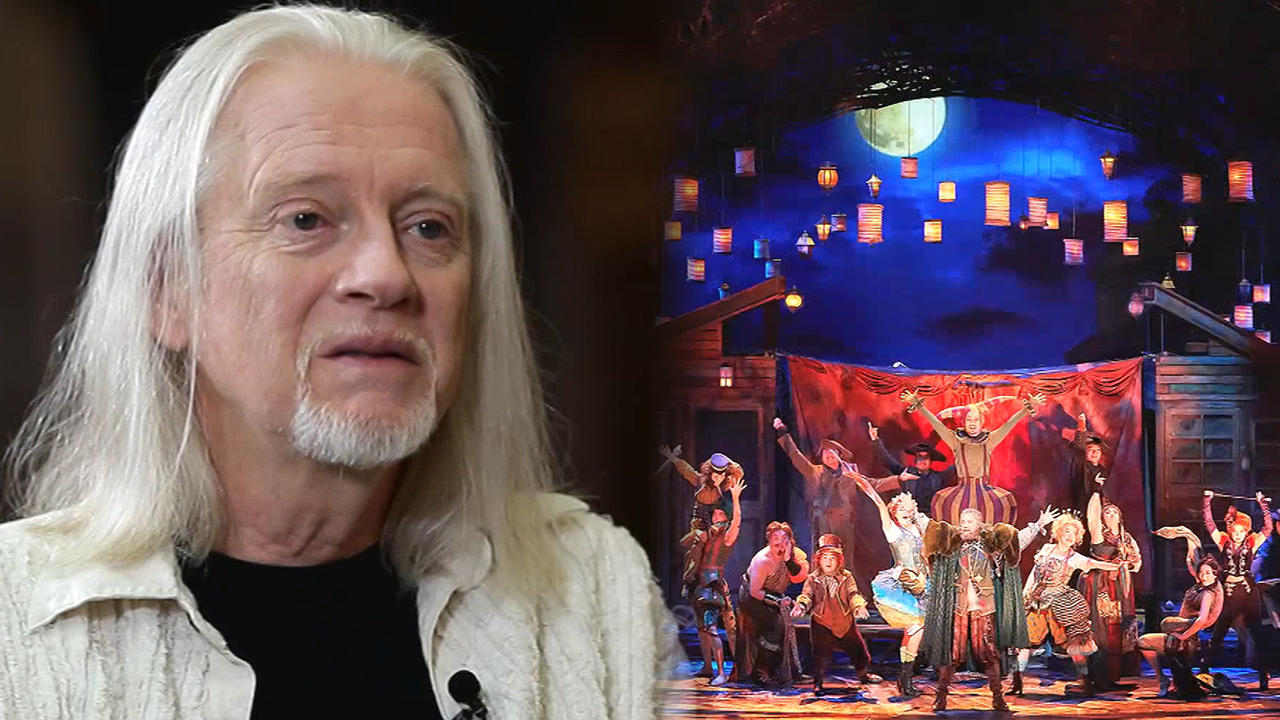 [The INNERview] Original Korean Musical The Man who Laughs [Musical Director ...